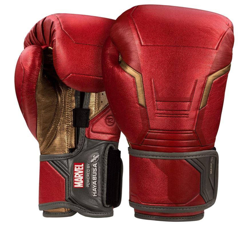 Superhero Boxing Gloves MMA Home Gym