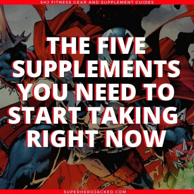 The Five Supplements You Need To Take Right Now