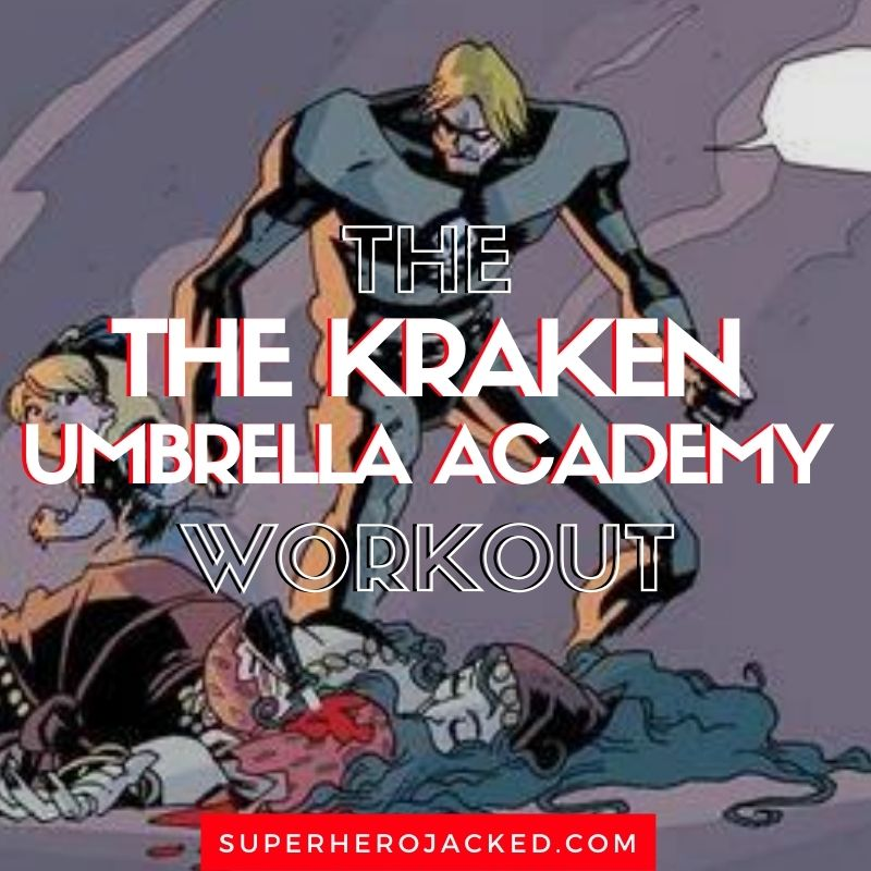 The Kraken Workout Routine