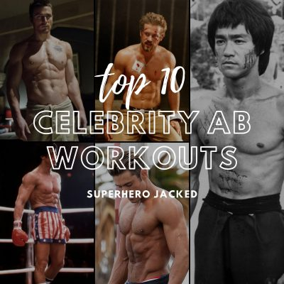 Top 10 Celebrity Ab Workouts