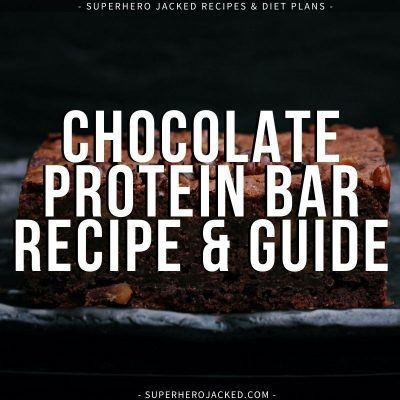 Chocolate Protein Bar Recipe and Guide