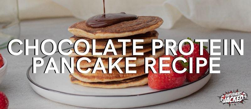 Chocolate Protein Pancake Recipe