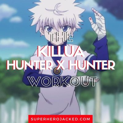 Killua Workout