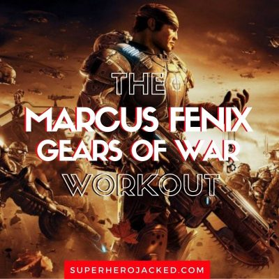 Marcus Fenix Workout