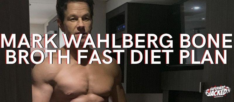 Mark Wahlberg Diet Plan