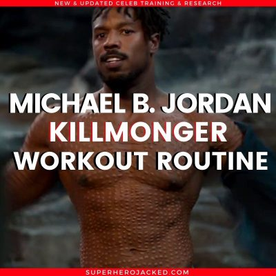 Michael B. Jordan Killmonger Workout (1)