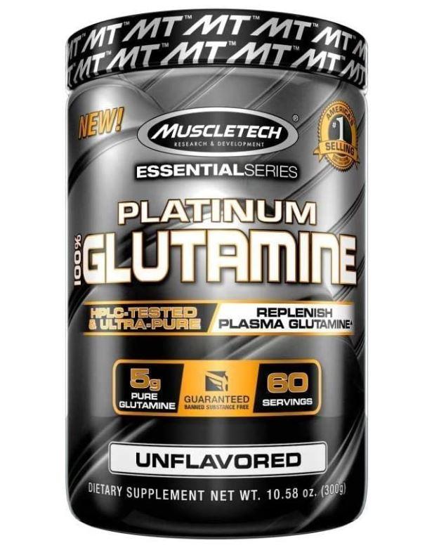 MuscleTech Glutamine