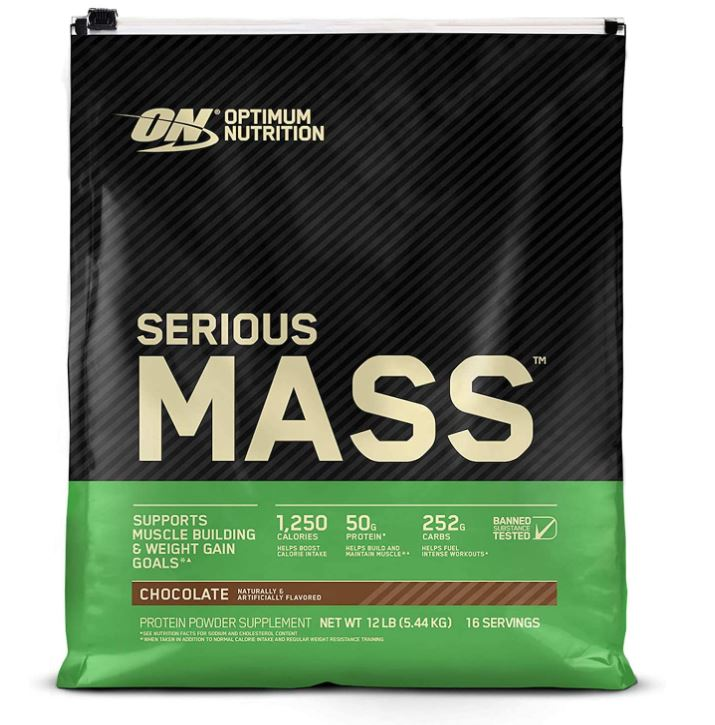 Optimum Nutrition Mass Gainer