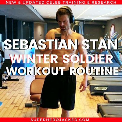 Sebastian Stan Winter Soldier Workout