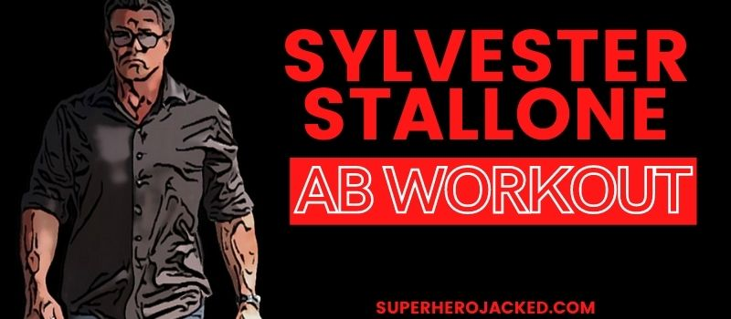 Sylvester Stallone Ab Workout