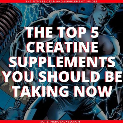 The Top Five Creatine Supplements