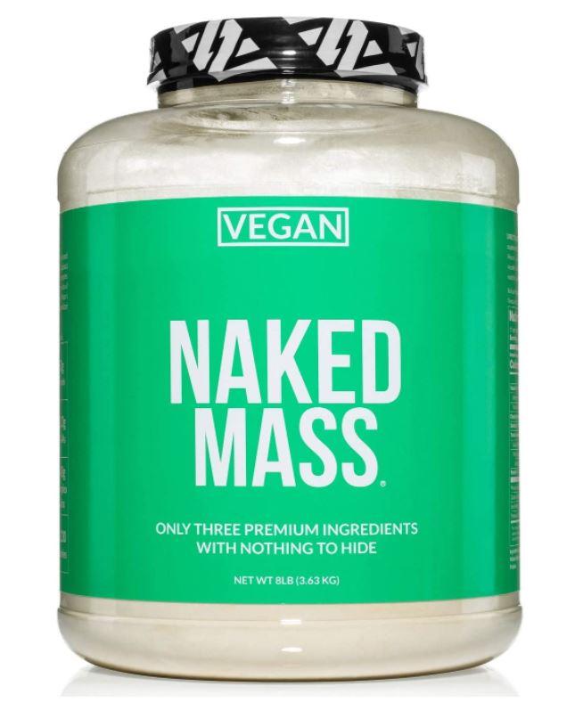 Vegan Naked Mass Gainer