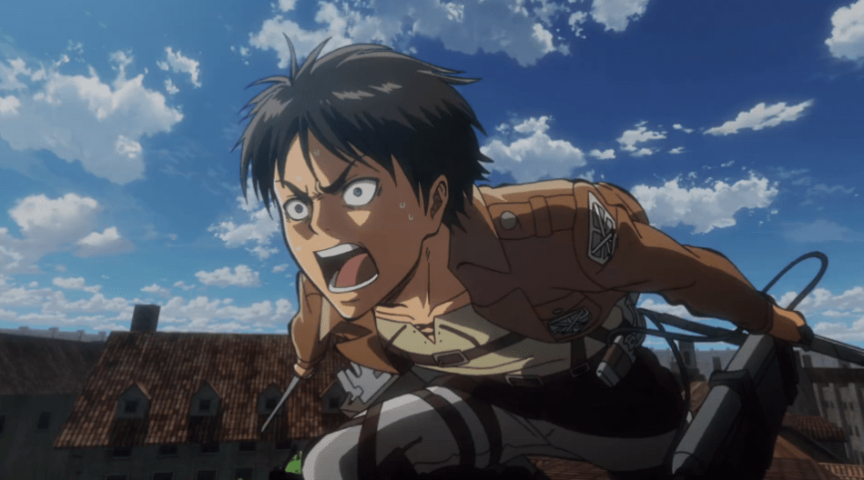 Eren Yeager Workout 3