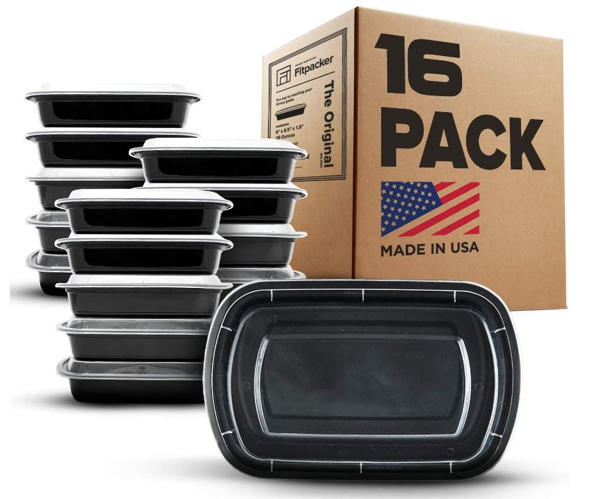 Fitpacker Meal Prep Container