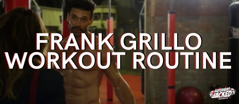 Frank Grillo Boxing Workout