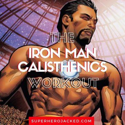 Iron Man Calisthenics Workout