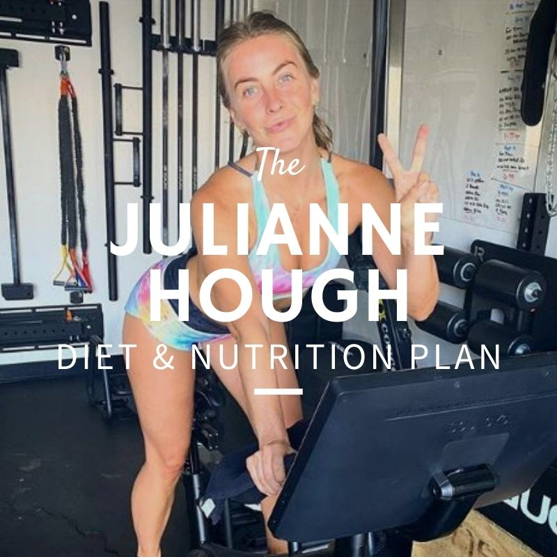 Julianne Hough Diet and Nutrition