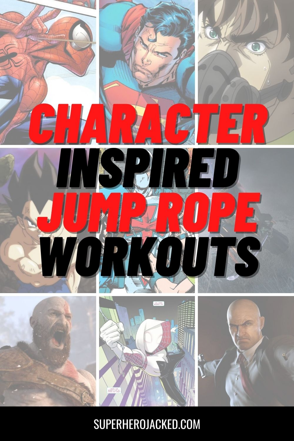 Jump Rope Workouts