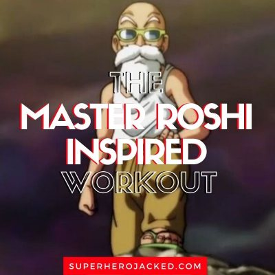 Master Roshi Inspired Workout