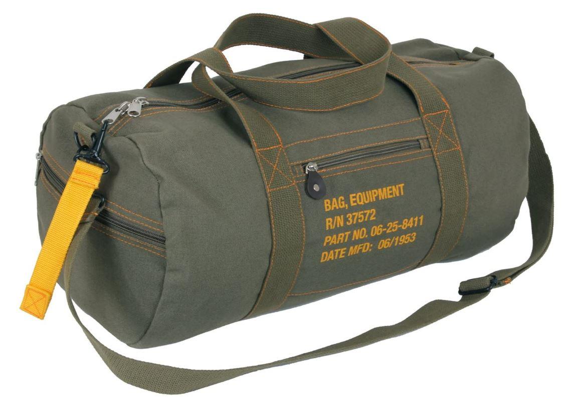 Rothco Canvas Gym Bag