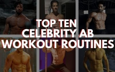 Top Ten Celebrity Ab Workouts (1)