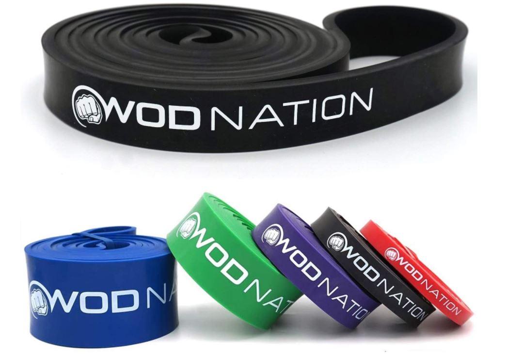 WodNation Resistance Bands