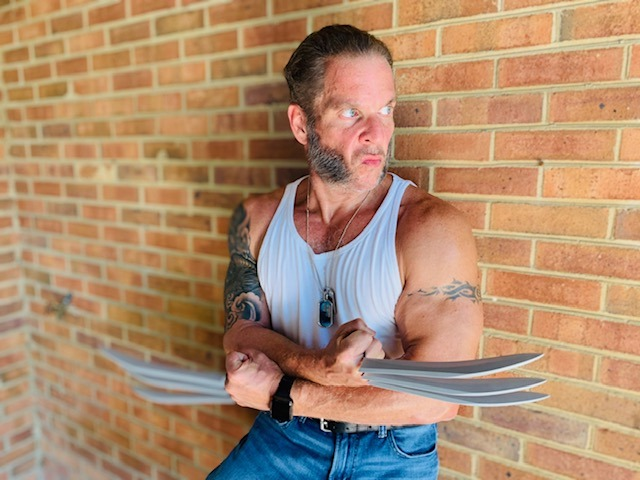 Gonzalo Wolverine