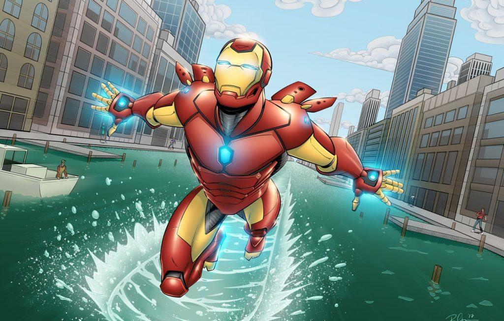 Iron Man Calisthenics Workout 3