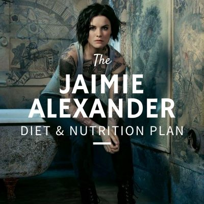 Jaimie Alexander Diet and Nutrition