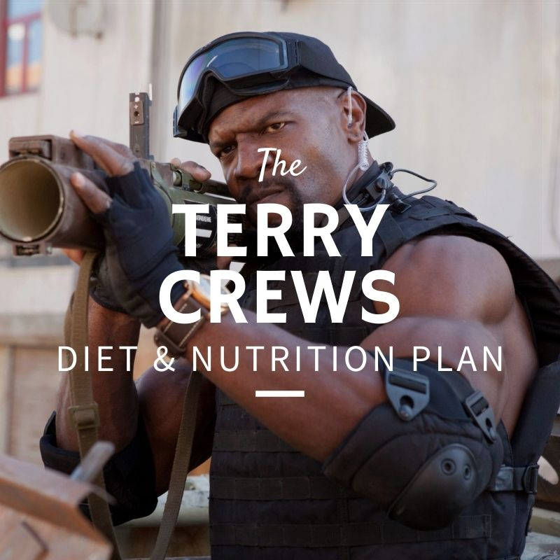 Terry Crews Diet and Nutrition