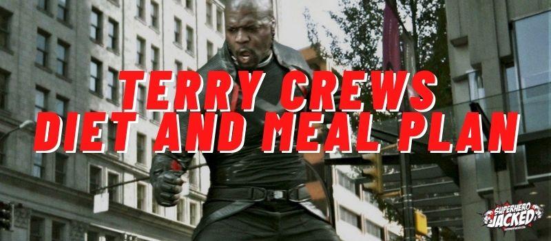Terry Crews Diet