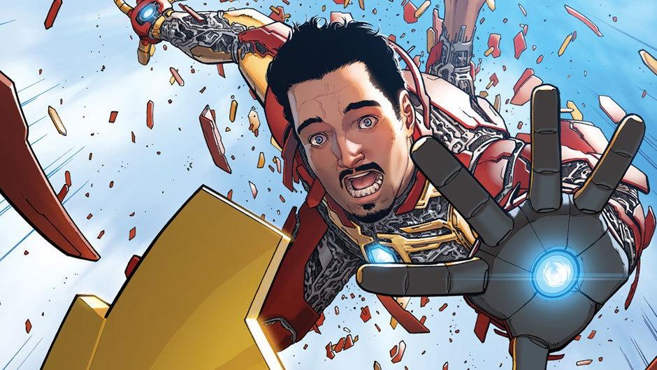 Tony Stark Workout