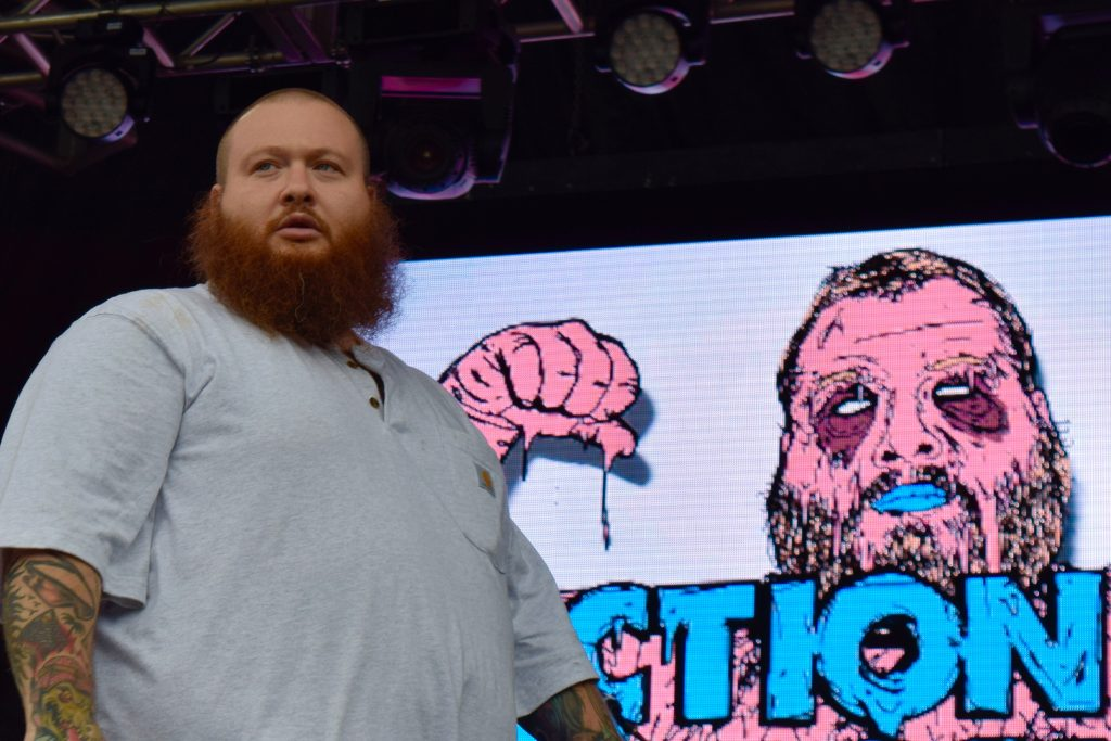 Action Bronson Workout 2