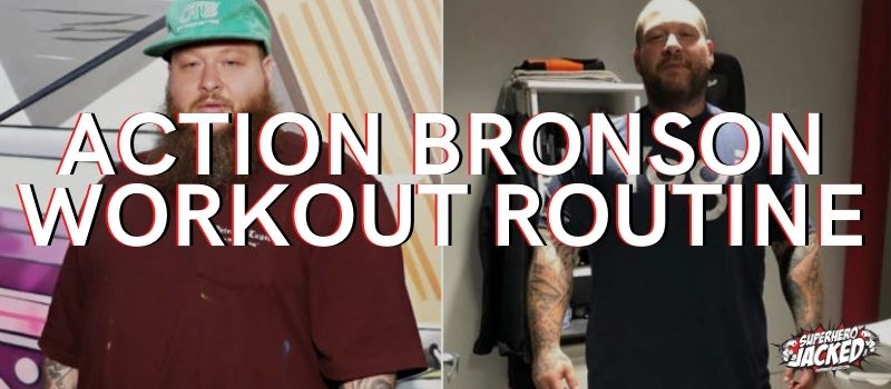 Action Bronson Workout Routine