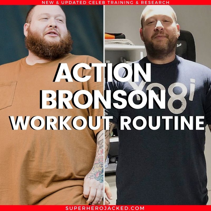 Action Bronson Workout