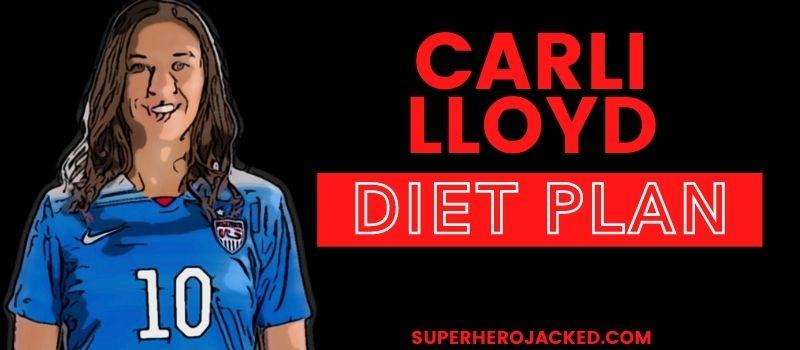 Carli Lloyd Diet Plan