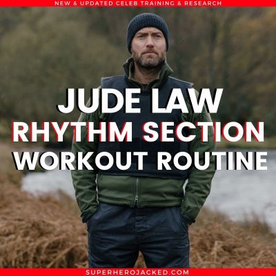 Jude Law Rhythm Section Workout