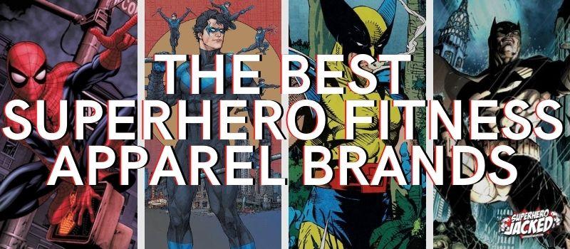 The Best Superhero Apparel