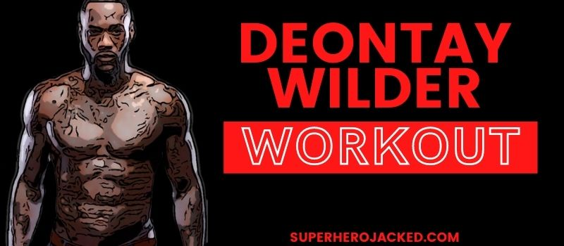 Deontay Wilder Workout
