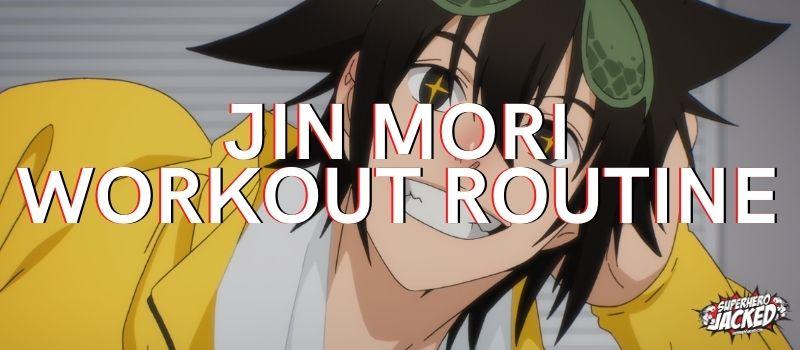 Jin Mori Workout Routine