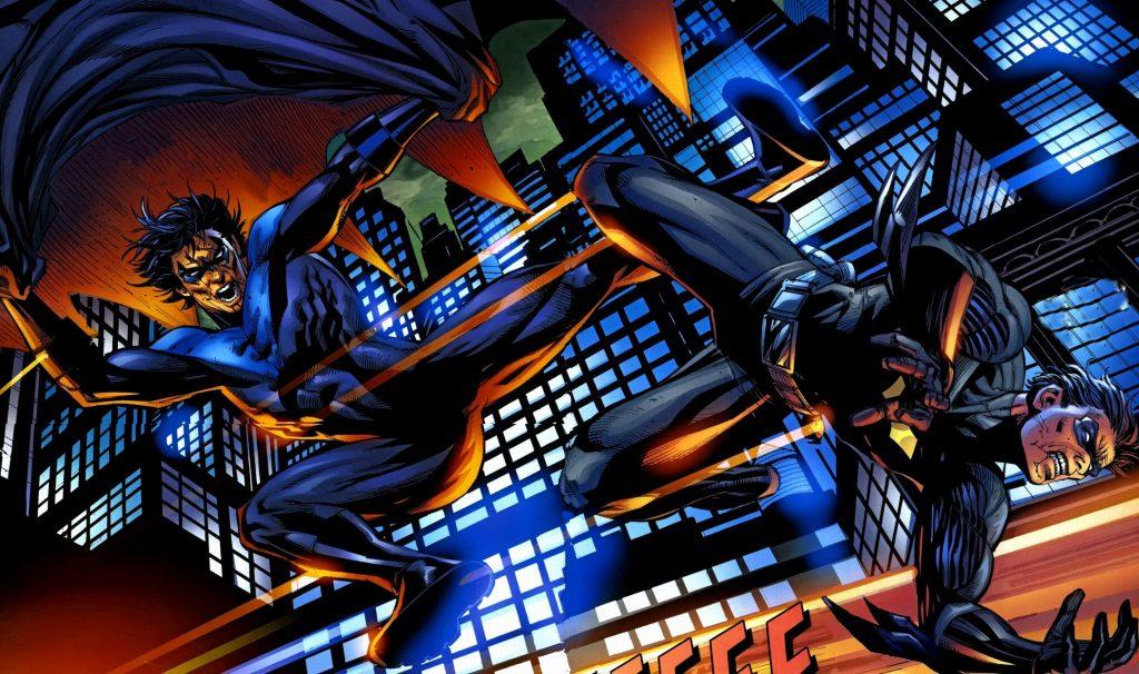 Nightwing Calisthenics Workout 3