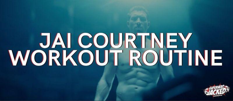 Jai Courtney Workout (1)