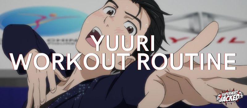 Yuuri Workout