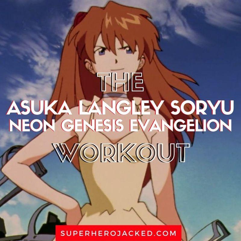Asuka Langley Soryu Workout Routine