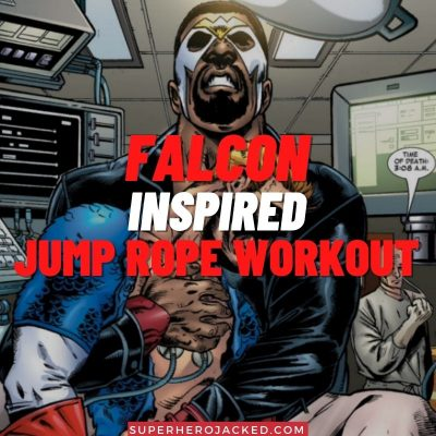 Falcon Inspired Jump Rope Workout