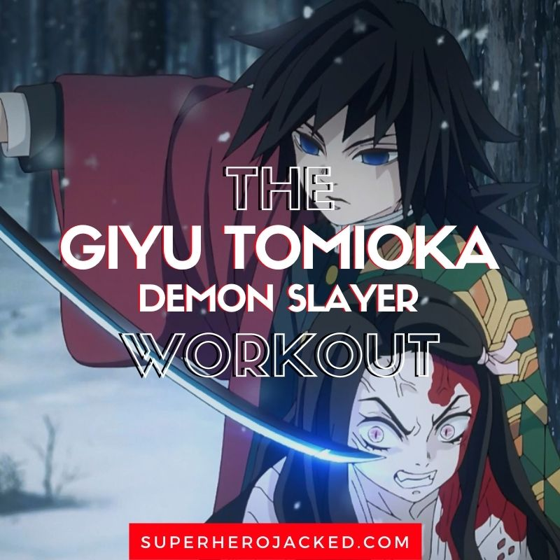 Giyu Tomioka Workout Routine