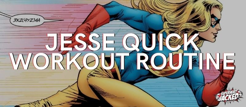 Jesse Quick Workout