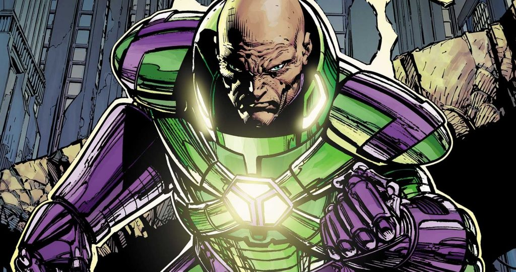 Lex Luthor Workout 2