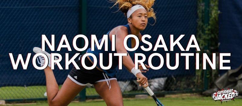 Naomi Osaka Workout (1)