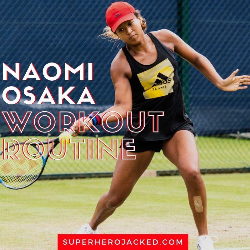 Naomi Osaka Workout